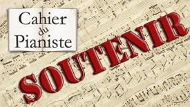 Soutenir le Cahier du pianiste